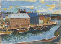 eyemouth by john mcnairn