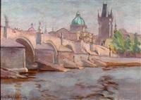 most karola w pradze by jerzy karszniewicz
