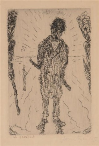les sacripants by james ensor