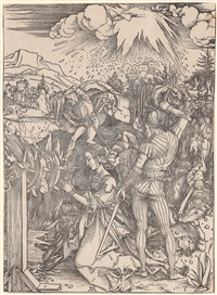 die enthauptung der hl. katharina by albrecht dürer