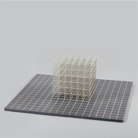 modular cubebase by sol lewitt