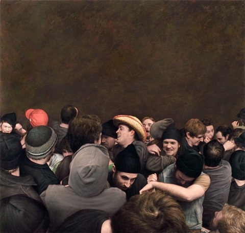 70 commercial street by dan witz