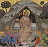 the resurrection by taddeo di bartolo