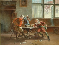 the card game by ferdinand fagerlin