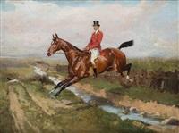jeździec na koniu by tadeusz ajdukiewicz