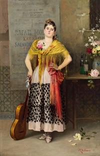 die schöne spanierin by r. valero