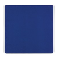 untitled blue monochrome (ikb 271) by yves klein