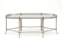 grande table basse néo-classique by maria pergay