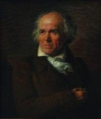 portrait d'artiste by jean-baptiste francois batiaglini