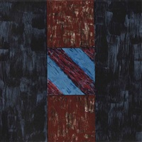 square light 2 (2 works) by sean scully