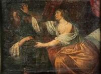 joseph et la femme de putiphar by giovanni andrea de ferrari