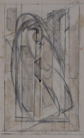 la fenêtre by jacques villon