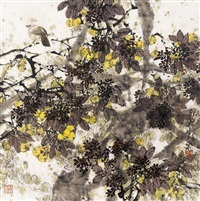 秋声 by liang shimin