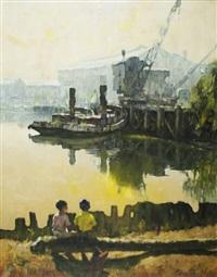 oros del rio by oscar antonio vaz
