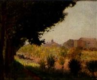 paisaje by rafael argeles y escriche