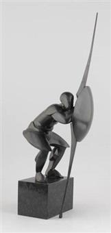 le guerrier asiatique by willem lenssinck