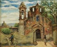 church of san antone - cuernavaca by samuel brecher