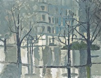 sloane square nocturne by derek hill