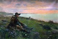 scène pastorale by louis le poitevin