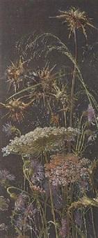 bodegón de flores by ricardo martí aguiló