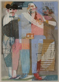 figures no. 3 by youssef abdelke