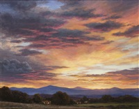 quiet evening by grant macdonald