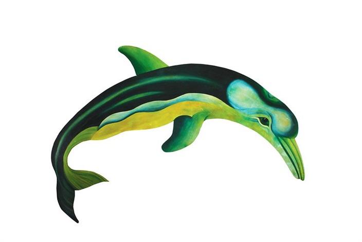 Delfín Serie De La Liberte By Nicolás García Uriburu On Artnet