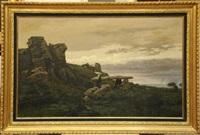 dolmen by marie-victor-emile isenbart