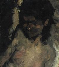 sick child by suze bisschop-robertson