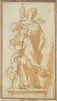 sainte claire by giovanni raffaele badaracco
