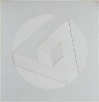 composition en blanc by joel stein