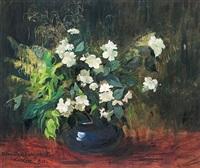jasmines by stanislaw poraj fabijanski