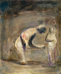 an adult and a child by daniel enckell
