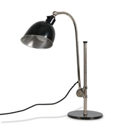 tischleuchte dell-lampe typ k by christian dell