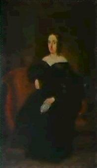 retrato de dona juana de posada by maria del rosario weiss