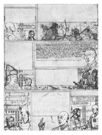 blake et mortimer planche 36 from adventure le piège diabolique by edgar pierre jacobs