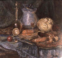 nature morte by v. lekarev