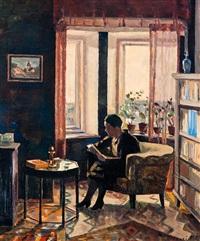 reading by väinö kamppuri