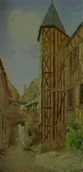 le puits a deux etages a gien by abel foubard