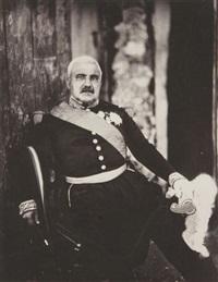 guerre de crimée - maréchal pélissier - t. agnew sons by roger fenton