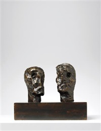emperor's heads by henry moore