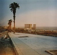 cote d'azure hotel, built in 1973, jnah, beirut (from beirut bereft series) by ziad antar