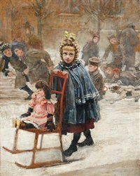 a winter's playmate by jean mayne