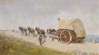 la charrette by manuel amell