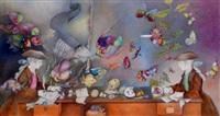 les enfants de chardin et poissons by jocelyne pache