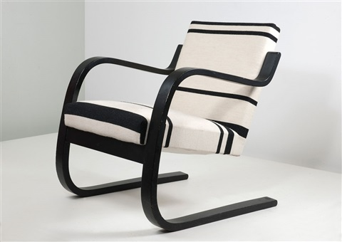 sessel 402 by alvar aalto on artnet. Black Bedroom Furniture Sets. Home Design Ideas