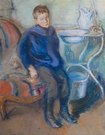 studium chłopca by wilhelm mitarski