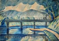 frýdek - most ve frýdku by vlatislav hofmann