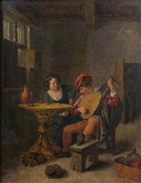 la sérénade avec la mort by richard brakenburg