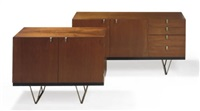 two sideboards (pair) by john & sylvia reid